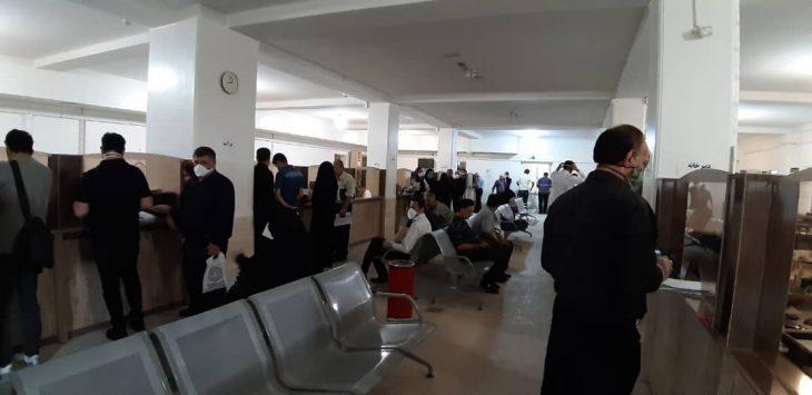 علیرضا فرجی، رییس شعبه تامین اجتماعی شهرستان مسجدسلیمان: کارکنان این سازمان در خط مقدم خدمت رسانی به مردم هستند
