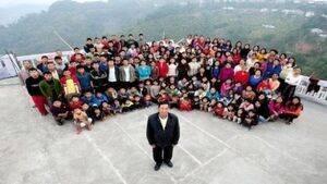خانواده ۱۸۰ نفری در هند؛ مردی که ۹۴ فرزند دارد