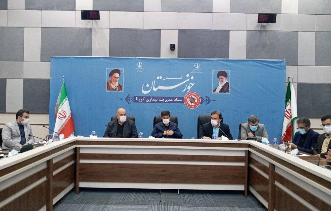 بازگشت دوباره اعمال محدودیتهای وضعیت قرمز کرونا در خوزستان