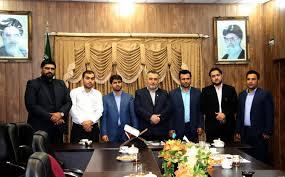 حضور هیئت ویژه بازرسان استانداری در فرمانداری مسجدسلیمان