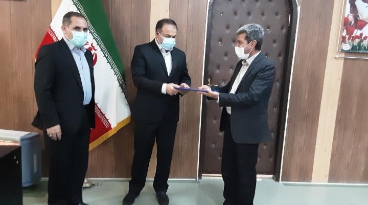 تغییرات مدیریتی در اداره فرهنگ وارشاد اسلامی مسجدسلیمان