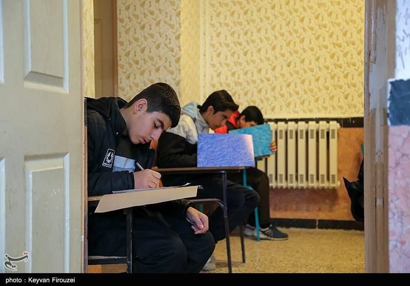 امتحانات دانشآموزان پایه دوازدهم از ۸۰ درصد یا تمام محتوای کتابهای درسی؟!