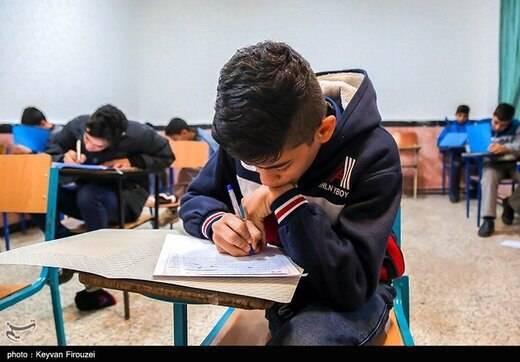 جزییاتی از شیوه برگزاری امتحانات دانشآموزان/امتحانات پایه دوازدهم قطعا حضوری است