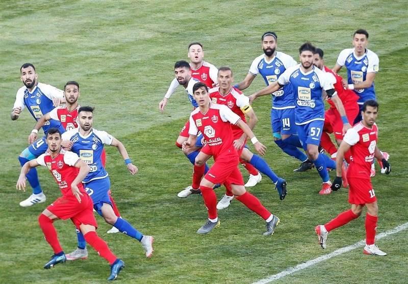 پرسپولیس قهرمان این فصل لیگ فوتبال ایران می شود؟