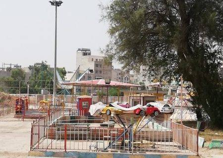 وضعیت نابسامان کارکنان وبهره برداران بخش خصوصی شهربازی پارک گل نرگس
