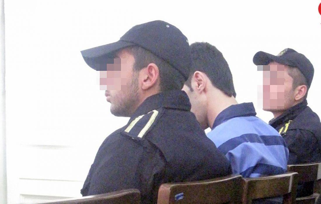 اعتراف وحشتناک بادیگارد مرد عتیقه فروش تهرانی / زنم می خواست طلاق بگیرد ! + عکس