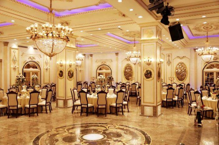برگزاری یک مجلس عروسی ۳ هزار نفری بدون حتی یک کرونایی !