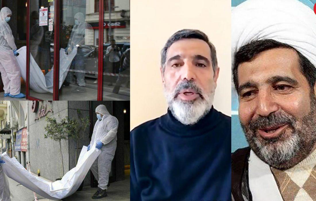 برادر قاضی منصوری ناگفته های جدیدی را از پرونده قتل برادرش در رومانی فاش کرد.