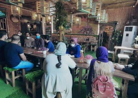 نشست خبری هئیت کونگ فو و هنرهای رزمی شهرستان مسجدسلیمان برگزارشد
