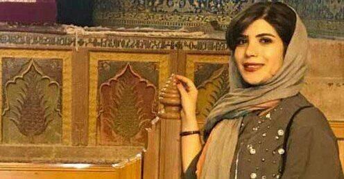 هویت سها رضانژاد تایید شد