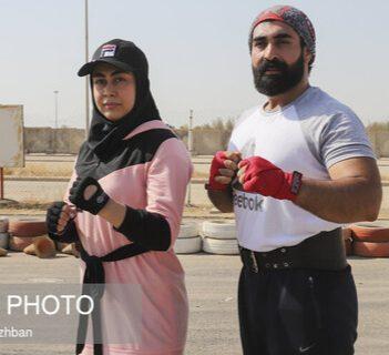 ثبت رکورد جهانی جابجایی کامیون با دندان توسط ابرانسانهای خوزستانی تصاویر+فیلم