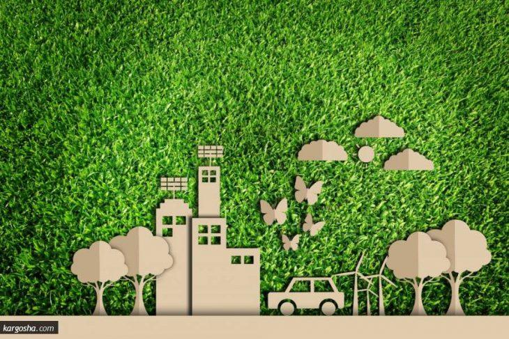 عملکرد فضای سبز در محیط زیست شهری