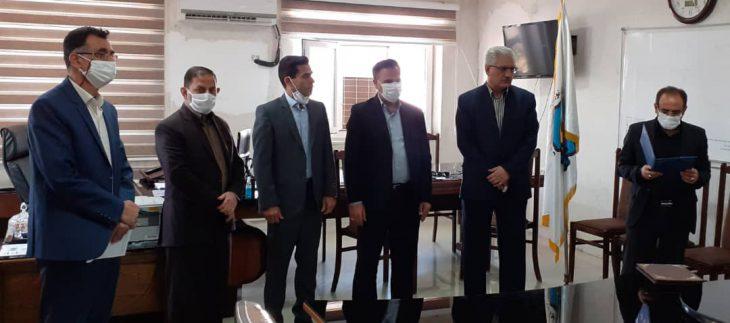 انتصاب مدیر جدید شرکت توزیع برق مسجدسلیمان صورت پذیرفت