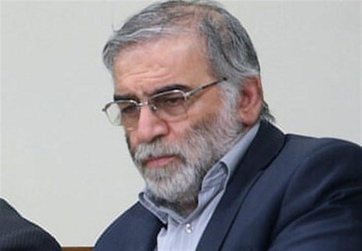 محسن فخری زاده از دانشمندان حوزه هسته ای ترور شد
