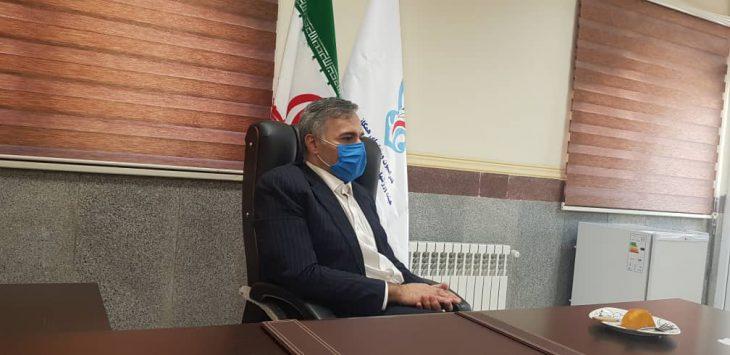 رئیس هیات ورزش های همگانی خوزستان، برای سلامت ۴ میلیون ۸۰۰ هزار نفر از مردم خوزستان تلاش می کنیم.