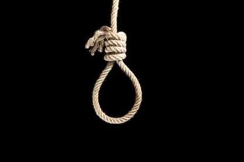 جوان ۲۵ ساله خود را حلق آویز کرد