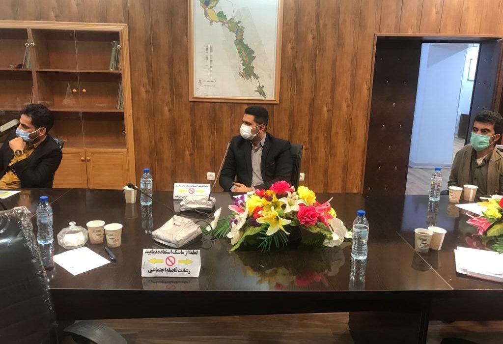 دیدار تیم ڪانون مطالبات شهروندی با شهردار و رئیس شورای شهر