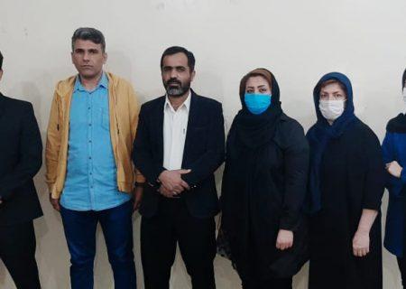 انـتصابات در هیئت کونگ فو و هنرهای رزمی شهرستان مسجدسلیمان