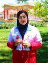 دبیر کانون دانشجویی دانشگاه پیام نور مرکز اندیمشک موفق به کسب مقام اول شد