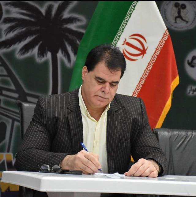 فرزند مسجدسلیمان کاندید در انتخابات فدراسیون جهانی وزنهبرداری IWF میشود