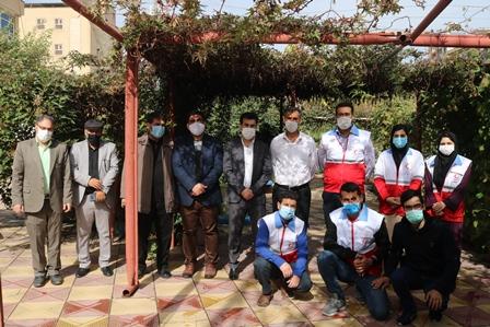 آیین درختکاری توسط دانشگاه پیام نور مرکز اندیمشک برگزارشد.