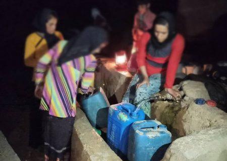 جان باختن نوجوان باغملکی برای تأمین آب شرب خانواده