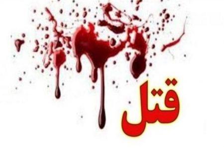 قتل مادر توسط پسر جوان در منطقه نمره هشت مسجدسلیمان