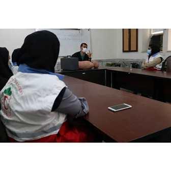 کارگاه آموزشی ویژه اعضای کانون هلال احمر دانشگاه پیام نور مرکز اندیمشک برگزارشد.
