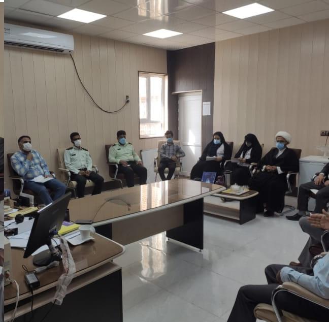 جلسه کارگروه اجتماعی توسط دانشگاه پیام نور مرکز رامهرمز برگزار شد.